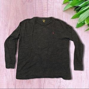 Polo Ralph Lauren Long Sleeve Crew Shirt